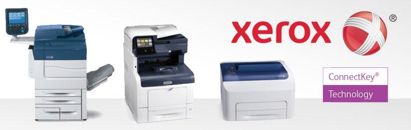 Xerox Page Header